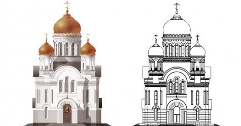 В новой Москве встанет первый храм в честь Святого Князя Андрея Боголюбского