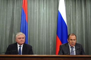 Introductory speech by Sergey Lavrov, and his answers to questions from the mass media during the press conference summarising the results of the negotiations with the Armenian Foreign Minister, Edward Nalbandian, Moscow, 18 November 2013