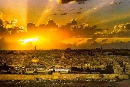 Международный день Аль-Кудса (Иерусалима) в поддержку Палестины