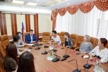 А. Борисов: Развитие молодежных программ является актуальной задачей сотрудничества России и Республики Корея