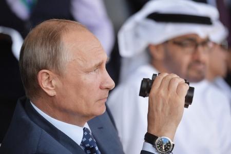 МАКС-2015. Российско-арабский саммит
