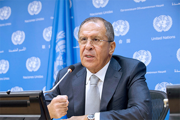 Excerpts from Foreign Minister Sergey Lavrov's interview with Rossiya 24 TV on a special edition of the Formula of Power programme, 70th Anniversary of the United Nations, Moscow, August 14, 2015