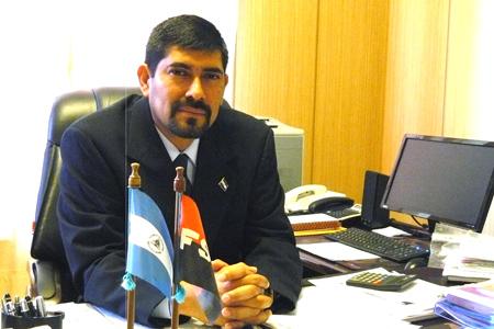 Посол Никарагуа в Российской Федерации  Хуан Эрнесто Васкес Арайя: «Страна Сандино за широкие связи с Россией»
