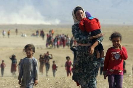 Южная Америка принимает беженцев из Сирии