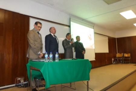 В Мексике открылась конференция «Эхо Второй Мировой войны»
