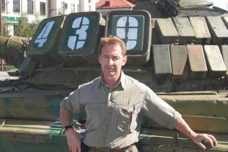В Донецке перемирие чередуется с военными действиями