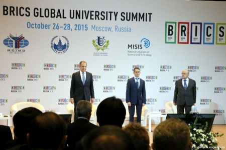 Университетский саммит БРИКС: от «Ноева ковчега» до «Эльбруса»