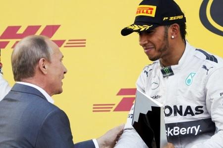 Второй в истории российский этап Гран-при «Формулы-1»