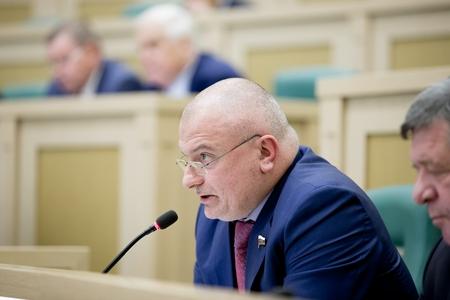 А. Клишас: Доклад консультативной группы СЕ по Одессе демонстрирует, что в Европе начинают реально оценивать происходящее на Украине