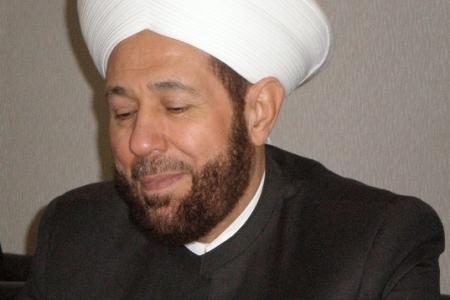 Верховный муфтий Сирии: «Сегодня мы стоим против тех, кто выступил против Аллаха»