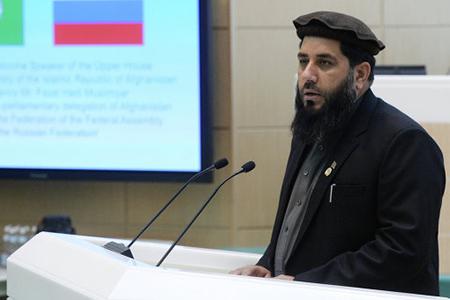 Председатель Верхней палаты парламента Афганистана: Наша страна придает большое значение развитию всестороннего сотрудничества с Россией