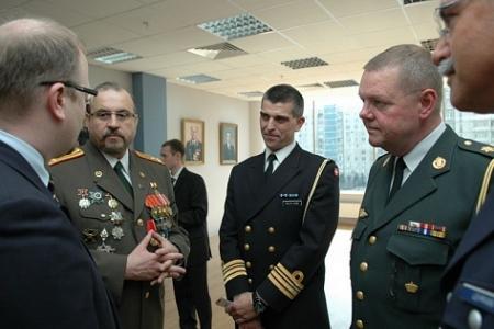 Офицеры запаса за мир без войн и конфликтов