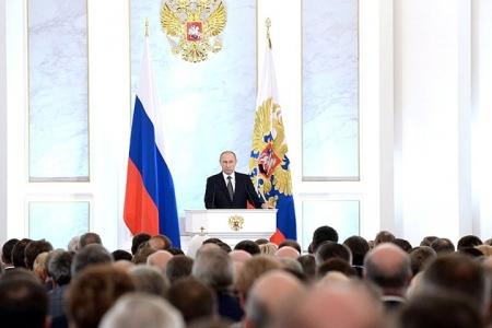 С. Белоусов: Президент России назвал виновников сегодняшней непростой обстановки в мире