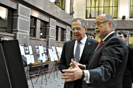 Россия - Мексика: 125 лет сотрудничества