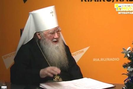 Владыка Ювеналий, Митрополит Крутицкий и Коломенский, часть 1