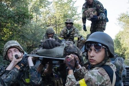 Армия Украины на Донбассе: психология окопа