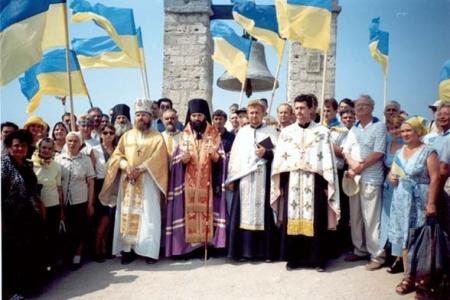 Украинские религиозные организации на фоне политического кризиса на Украине