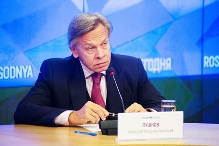 Алексей Пушков: «Россия вернётся в ПАСЕ  только при условии отмены санкций»