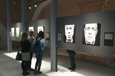 Выставка Мартина Румерса «Глаза войны»