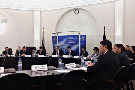 Российско-Казахстанский инвестиционный диалог