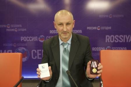 Крымский активист Валерий Подьячий: «Я хочу восстановить свое доброе имя»