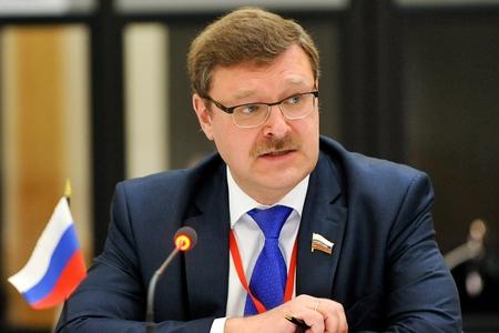 К. Косачев: Парламентарии России уделяют большое внимание процессу реализации Целей устойчивого развития