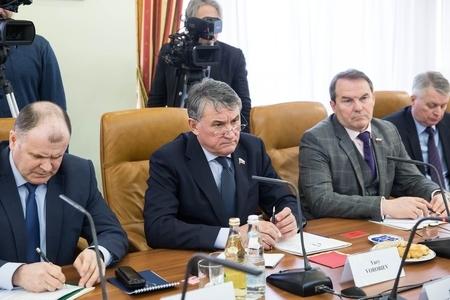 Ю. Воробьев: Комитет общественной поддержки жителей Юго-Востока Украины активно взаимодействует с Международным Комитетом Красного Креста