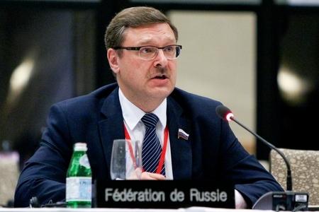 К. Косачев призвал АТПФ поддержать проект российской резолюции «О недопустимости санкций против парламентариев»
