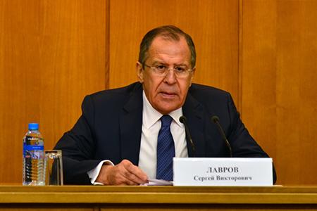 Сергей Лавров: «Россия реализует свою ответственность за положение дел в мире» (Часть I)