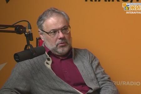 Хазин Михаил Леонидович, Президент Фонда экономических исследований. Часть 2