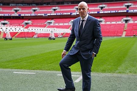 Новый глава Мирового футбола – Джанни Инфантино