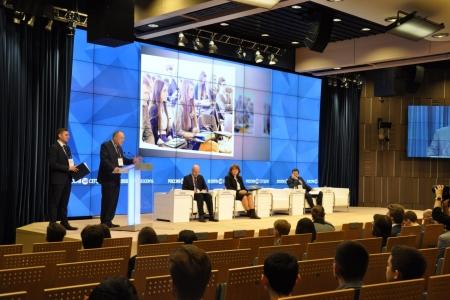 Заседание студенческого дипломатического клуба «Международная модель ООН»