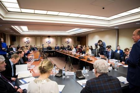 IV Всероссийский конкурс молодых журналистов-международников: о мастерстве владения пером