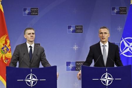 Черногрия: уж в НАТО невтерпеж