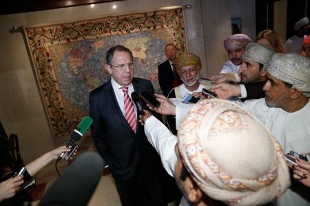 Сергей Лавров: «Межсирийский диалог должен быть инклюзивным, отражать весь спектр сирийского общества»