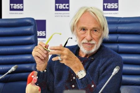 Пьер Ришар снова в Москве