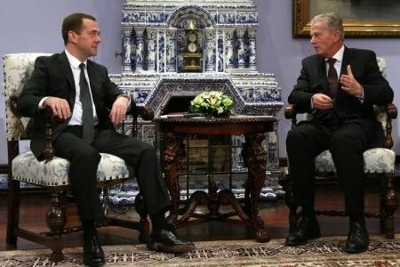 Россия-Австрия: конструктивный диалог