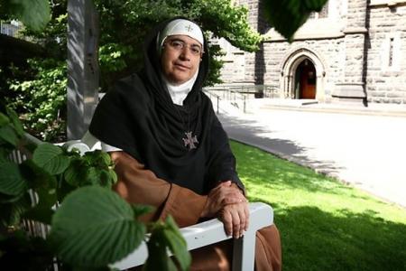 Монахиня Агнесс: «Роль России в защите христиан – уникальна»