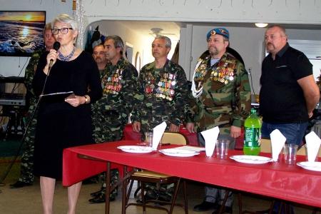 В Русском клубе Сакраменто помнят Афганистан