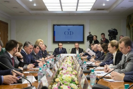 33 заседание Комитета общественной поддержки жителей Юго-Востока Украины