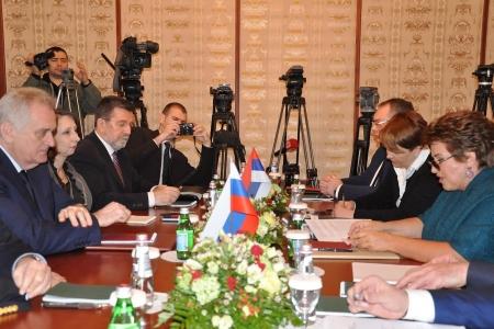 Россия-Сербия: стратегическое партнерство во имя укрепления духовных уз