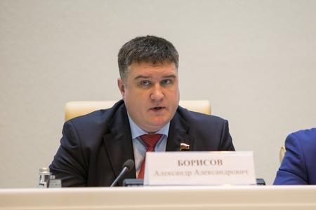 А. Борисов: Необходимо создавать условия для полноценного участия молодежи в решении глобальных социально-экономических проблем