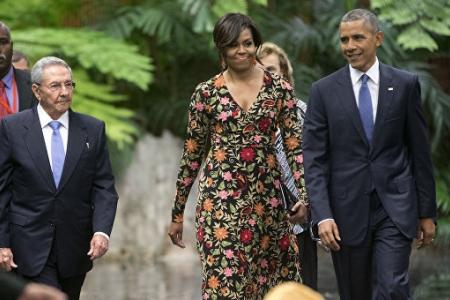 Визит Обамы на Кубу: неприятный осадок остался