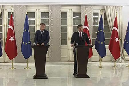 ЕС и беженцы: между Турцией и стеной