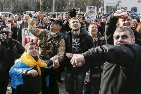 «Казус Савченко», как ватерлиния русофобии