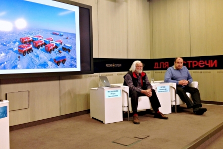 Спасти лёд Арктики