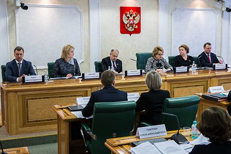 Валентина Матвиенко: «Зарубежный опыт должен быть учтен в стратегии Совета по интеллектуальной собственности»