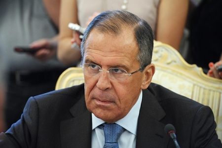 Sergey Lavrov's article