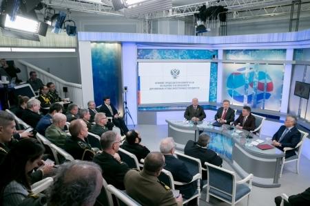 Военные атташе – гости Совета Федерации