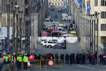 Теракты в Брюсселе и «единая Европа»